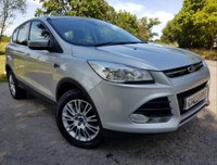 USED 2014 14 FORD KUGA 2.0 TITANIUM TDCI 5d LEATHER 2 KEYS & EXTRAS