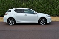 USED 2015 15 LEXUS CT 1.8 Advance Plus CVT 5dr
