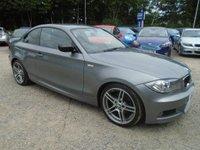 2012 BMW 1 SERIES 2.0 118d Sport Plus 2dr £10495.00