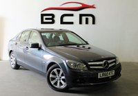 2010 MERCEDES-BENZ C CLASS 2.1 C200 CDI BLUEEFFICIENCY SE 4d 136 BHP £5484.00