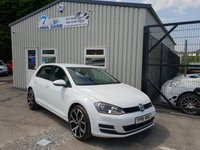 2015 VOLKSWAGEN GOLF 1.6 S TDI BLUEMOTION TECHNOLOGY 5d 90 BHP £10500.00