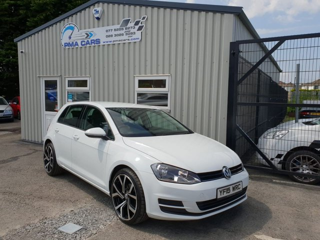 2015 15 VOLKSWAGEN GOLF 1.6 S TDI BLUEMOTION TECHNOLOGY 5d 90 BHP