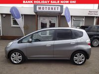 USED 2009 HONDA JAZZ 1.3 I-VTEC EX 5DR  100 BHP ++++SUMMER SALE NOW ON+++