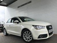2011 AUDI A1 1.6 TDI SE 3d 103 BHP £7495.00