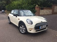 2015 MINI HATCH COOPER 1.5 COOPER 5d 134 BHP PLEASE CALL TO VIEW £10000.00