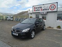 USED 2012 61 KIA CEED 1.4 PRO CEED VR-7 89 BHP £29 PER WEEK, NO DEPOSIT - SEE FINANCE LINK