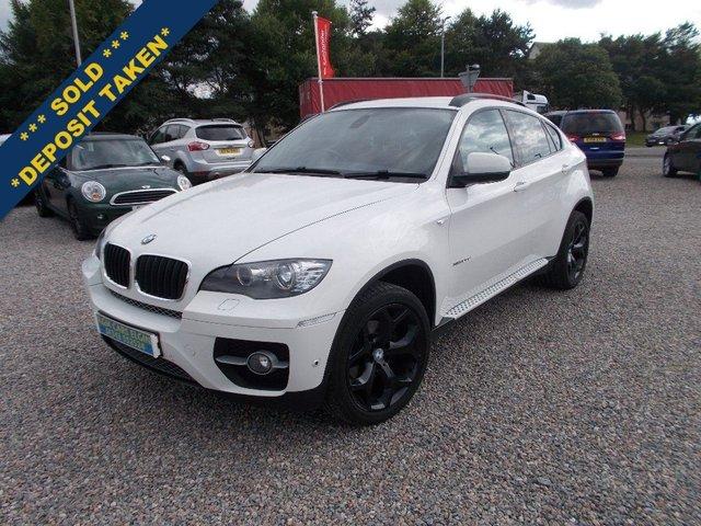 2012 12 BMW X6 3.0 30d xDrive 5dr ( 5 SEATER )