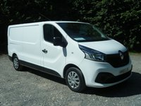 USED 2015 65 RENAULT TRAFIC 1.6 LL29 BUSINESS PLUS DCI S/R P/V 1d 115 BHP