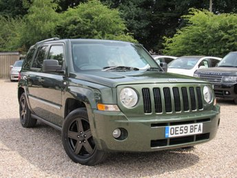 2010 JEEP PATRIOT 2.0 LIMITED CRD 5d 139 BHP £4490.00