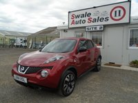 USED 2014 14 NISSAN JUKE 1.5 DCI N-TEC 109 BHP £38 PER WEEK, NO DEPOSIT - SEE FINANCE LINK