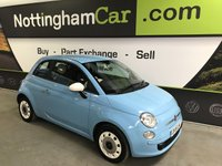 2015 FIAT 500 1.2 COLOUR THERAPY 3d 69 BHP £6295.00