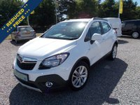 USED 2016 16 VAUXHALL MOKKA 1.4 i 16v Turbo Exclusiv (s/s) 5dr DEMO+ONE, BLUETOOTH, FDSH