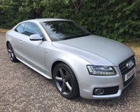USED 2011 11 AUDI A5 2.0 TDI S LINE 2d 168 BHP 6 MONTHS PARTS+ LABOUR WARRANTY+AA COVER