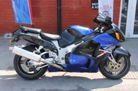 USED 2003 03 SUZUKI GSX 1300 R HAYABUSA RK2  A beast of a machine !
