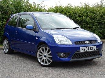 2005 FORD FIESTA 2.0 ST 3d 148 BHP £2995.00