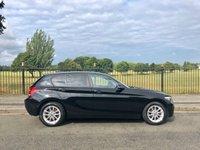 2014 BMW 1 SERIES 1.6 116I SE 5d AUTO 135 BHP £10995.00