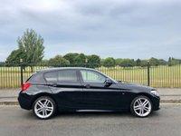 2015 BMW 1 SERIES 1.5 116D M SPORT 5d AUTO 114 BHP £13995.00