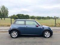 2011 MINI HATCH ONE 1.6 ONE 3d 98 BHP £5995.00