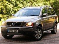 2010 VOLVO XC90 2.4 D5 ACTIVE AWD 5d AUTO 185 BHP £7944.00