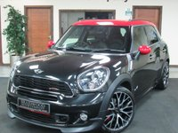 2014 MINI COUNTRYMAN 1.6 JOHN COOPER WORKS 5d 215 BHP £16999.00