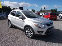 USED 2012 61 FORD KUGA 2.0 TDCi Titanium 4x4 5dr 1 PREVIOUS OWNER, FSH