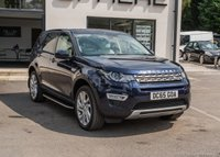 2015 LAND ROVER DISCOVERY SPORT 2.0 TD4 HSE LUXURY 5d 180 BHP £SOLD