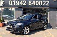 2014 AUDI Q7 4.1 TDI QUATTRO S LINE 5d AUTO 340 BHP £28995.00