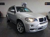 USED 2009 BMW X5 3.0 XDRIVE30D M SPORT 5d AUTO 232 BHP