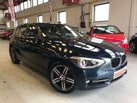 USED 2011 61 BMW 1 SERIES 1.6 118I SPORT 5d 168 BHP