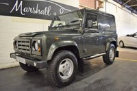 2005 LAND ROVER DEFENDER 90 2.5 90 TD5 COUNTY HARD TOP 1d 120 BHP £12899.00