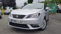 USED 2014 SEAT IBIZA 1.2 CR TDI ECOMOTIVE SE 5d 74BHP 0 ROAD TAX+2KEYS+FSH+1OWNER+