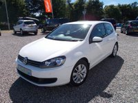USED 2010 10 VOLKSWAGEN GOLF 1.4 TSI Match 3dr DAB, BLUETOOTH, 6 SPEED