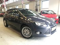 USED 2013 13 FORD FOCUS 1.0 ZETEC 5d 124 BHP