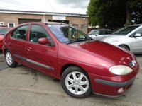 2002 RENAULT MEGANE 1.6 PRIVILEGE 16V 5d 110 BHP £795.00