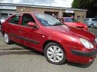 2003 CITROEN XSARA 1.4 FORTE 5d 74 BHP £995.00
