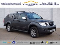 USED 2015 15 NISSAN NAVARA 3.0 OUTLAW DCI 4X4 SHR DCB 1d AUTO 228 BHP One Owner Full Dealer History 0% Deposit Finance Available
