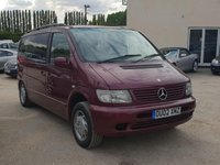 USED 2002 02 MERCEDES-BENZ V CLASS 2.3 V230 AMBIENTE 5d AUTO 143 BHP