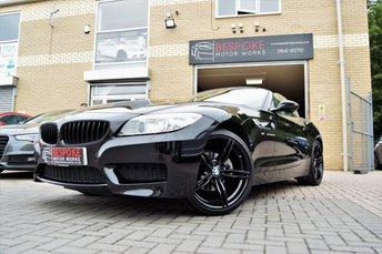 2015 BMW Z4 2.0I M SPORT ROADSTER £18750.00