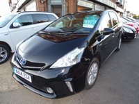 USED 2014 14 TOYOTA PRIUS PLUS 1.8 ICON 5d AUTO 99 BHP