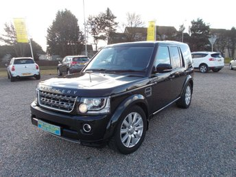 2015 LAND ROVER DISCOVERY 4 3.0 SD V6 XS Panel Van 5dr £30995.00