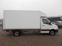 USED 2015 65 VOLKSWAGEN CRAFTER 2.0 TDI CR35 Luton 2dr (LWB) LOW MILES, TAIL LIFT