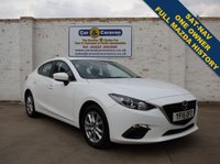 USED 2015 15 MAZDA 3 2.2 D SE NAV 4d 148 BHP One Owner Full Mazda History 0% Deposit Finance Available