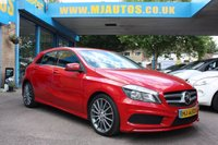 2014 MERCEDES-BENZ A CLASS 1.5 A180 CDI BLUE-EFFICIENCY AMG SPORT 5dr 109 BHP £12995.00