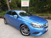 USED 2014 64 MERCEDES-BENZ A CLASS 1.5 A180 CDI BLUEEFFICIENCY SPORT 5dr Half Leather, Cruise