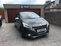 USED 2015 PEUGEOT 208 1.2 STYLE 5d 82 BHP ONLY 15,000 MILES & £20 YR ROAD TAX + MOT MARCH 19 + FULL HISTORY + AWESOME SPEC