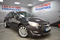 USED 2015 15 VAUXHALL ASTRA 2.0 ELITE CDTI S/S 5d 163 BHP Full Vauxhall Service History, 1 Owner, Cruise control, Park sensors