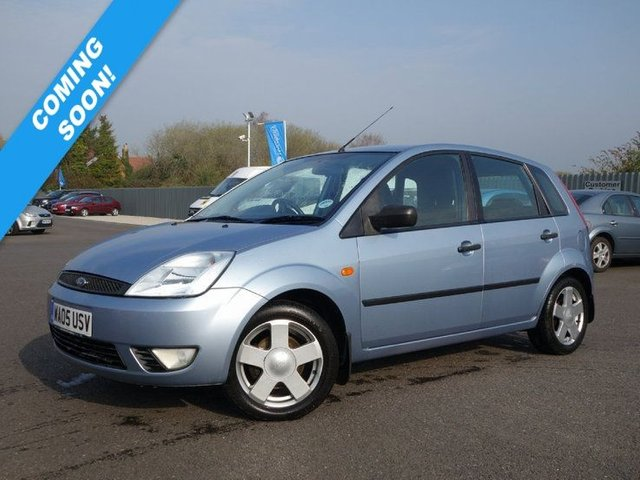2007 07 FORD FIESTA 1.25 ZETEC CLIMATE