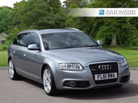 USED 2011 61 AUDI A6 2.7 AVANT TDI QUATTRO S LINE SPECIAL EDITION 5d AUTO 187 BHP