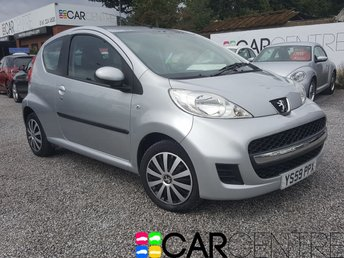 View our 2010 59 PEUGEOT 107 1.0 URBAN 3d 68 BHP