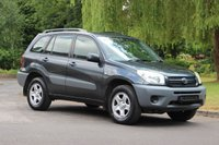 2004 TOYOTA RAV4 2.0 XT2 VVT-I 5d 147 BHP £1500.00